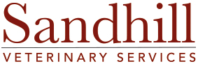 Sandhill Veterinary Services Logo